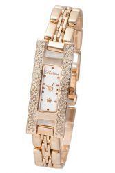 Женские золотые браслеты для часов