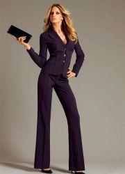 Женский классический деловой стиль