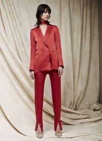 Женский нарядный костюм мода 2016 7
