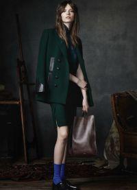 Женский нарядный костюм мода 2016 9