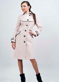 пальто демисезонное женское 2013 1