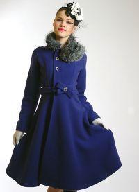 пальто демисезонное женское 2013 3