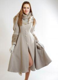 пальто демисезонное женское 2013 4