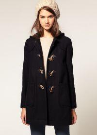 Женское драповое пальто 2013 2