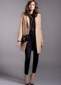 Женское драповое пальто 2013 3