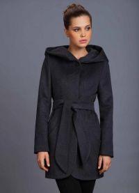 Женское драповое пальто 2013 4