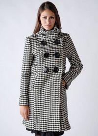 Женское драповое пальто 2013 7