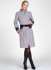 женское кашемировое пальто 2013 10