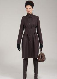 женское кашемировое пальто 2013 11