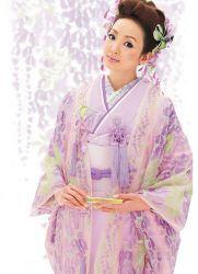 Женское кимоно