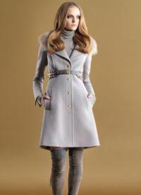 женское осеннее пальто 2013 9