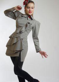 женское осеннее пальто 2013 1