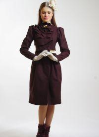женское осеннее пальто 2013 3