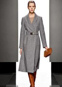 женское осеннее пальто 2013 6
