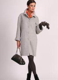 женское осеннее пальто 2013 7