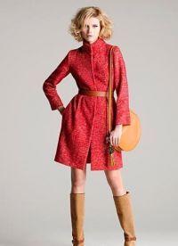 женское осеннее пальто 2013 8