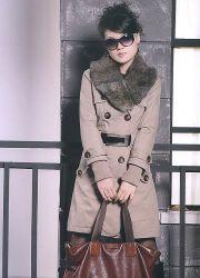 Женское пальто 2013