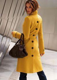 Женское пальто 2013 1