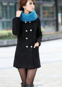Женское пальто 2013 5