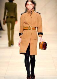 Женское пальто 2013 8