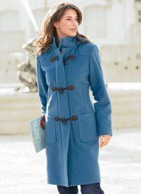 Женское пальто 2014 1