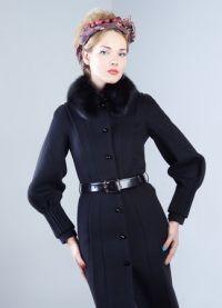 Женское пальто 2014 12