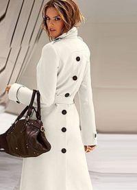 Женское пальто 2014 19