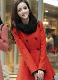 Женское пальто 2014 2
