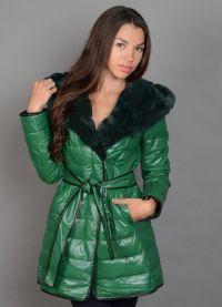 Женское пальто 2014 22