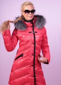 Женское пальто 2014 23