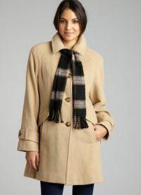 Женское пальто 2014 3