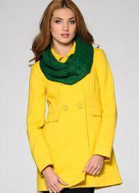 Женское пальто 2014 4