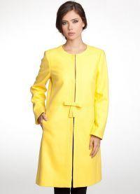 Женское пальто 2014 5