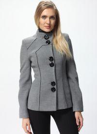 Женское пальто 2014 7
