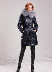 Женское пальто на тинсулейте