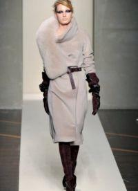 женское пальто осень 2013 9
