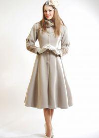 женское пальто осень 2013 1
