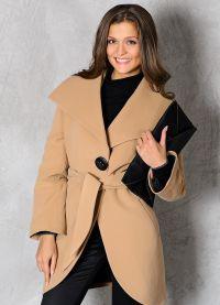 женское пальто осень 2013 2