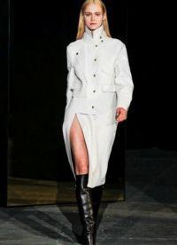женское пальто осень 2013 3