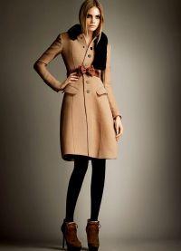 женское пальто осень 2013 4