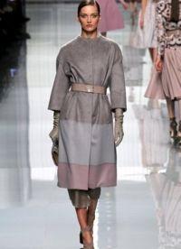 женское пальто осень 2013 6