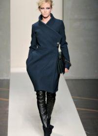 женское пальто осень 2013 7