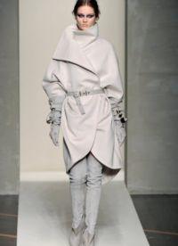 женское пальто осень 2013 8