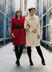 Женское пальто – осень 2014