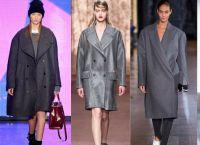 Женское пальто осень 2014 9