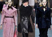 Женское пальто осень 2014 10