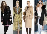 Женское пальто осень 2014 11