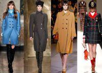 Женское пальто осень 2014 5