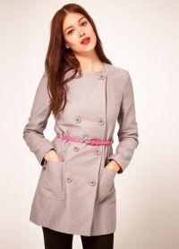 пальто женское весна 2014 7
