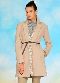 пальто женское весна 2014 8
